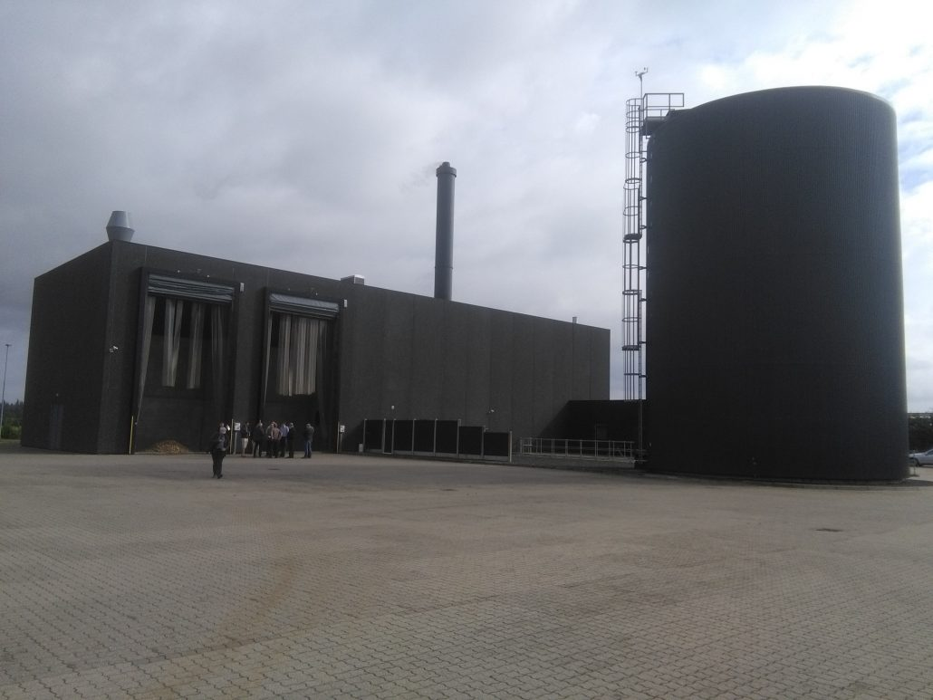 Sonder Omme 6 MW district heating plant